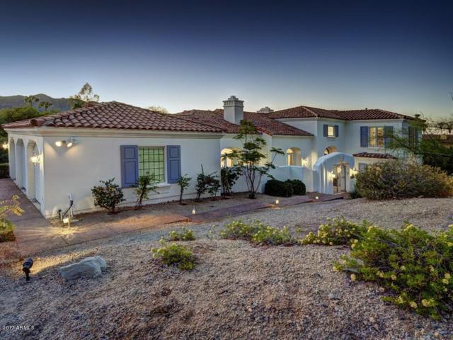 7838 N 54TH Place, Paradise Valley, AZ 85253 (MLS #5675955) :: Occasio Realty