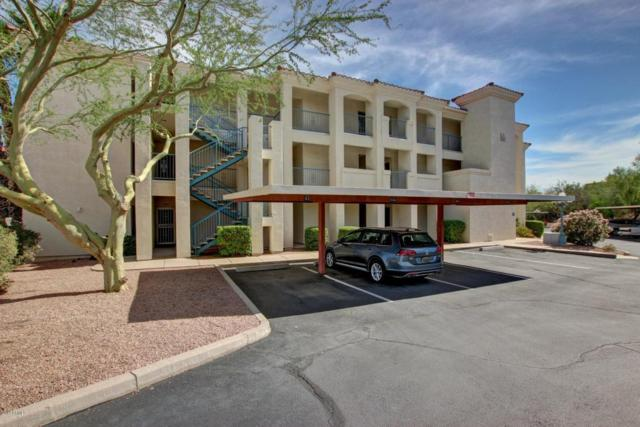 16715 E El Lago Boulevard #112, Fountain Hills, AZ 85268 (MLS #5675994) :: Private Client Team