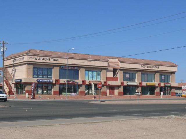 2114 W Apache Trail, Apache Junction, AZ 85120 (MLS #5676095) :: The Daniel Montez Real Estate Group