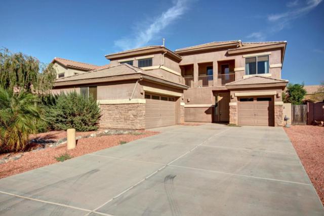 44264 W Mescal Street, Maricopa, AZ 85138 (MLS #5676192) :: Group 46:10
