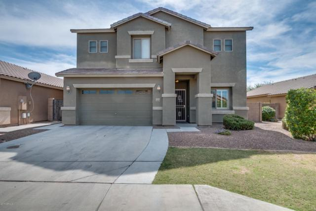 4929 W St Anne Avenue, Laveen, AZ 85339 (MLS #5676253) :: Group 46:10