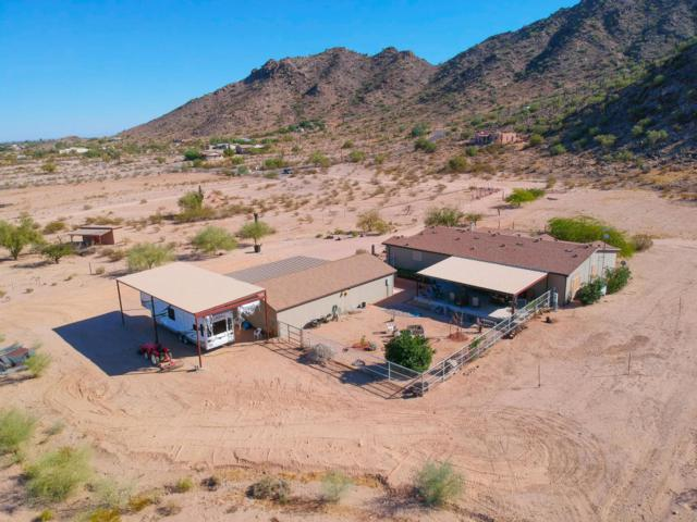 52994 W Peters And Nall Road, Maricopa, AZ 85139 (MLS #5676292) :: Group 46:10