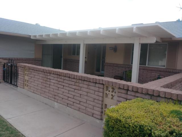 9926 N 109 Drive N, Sun City, AZ 85351 (MLS #5676298) :: Rodney Barnes Real Estate