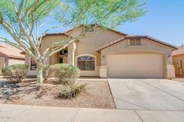 21795 N Van Loo Drive, Maricopa, AZ 85138 (MLS #5676319) :: Group 46:10