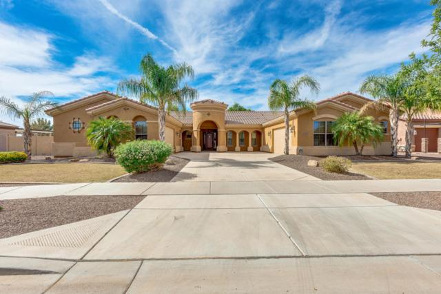 22590 S 201ST Street, Queen Creek, AZ 85142 (MLS #5676322) :: The Pete Dijkstra Team