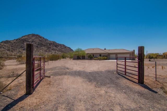 12339 N Hidden Valley Road, Maricopa, AZ 85139 (MLS #5676353) :: Group 46:10