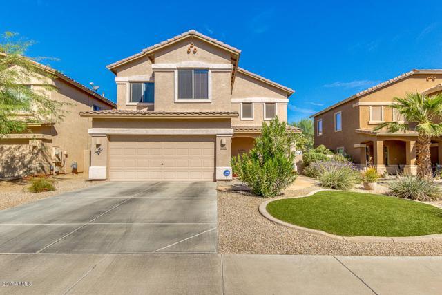 44408 W Knauss Drive, Maricopa, AZ 85138 (MLS #5676391) :: Group 46:10