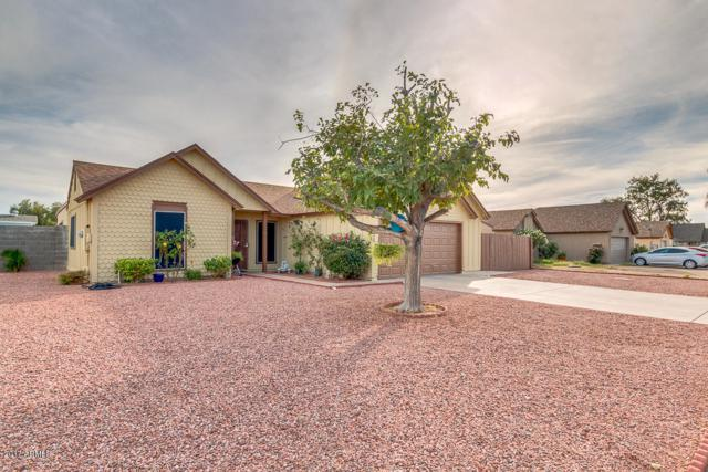 6929 W Ironwood Drive, Peoria, AZ 85345 (MLS #5676399) :: Kortright Group - West USA Realty