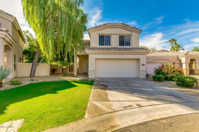 2081 W Ironwood Drive, Chandler, AZ 85224 (MLS #5676443) :: Revelation Real Estate