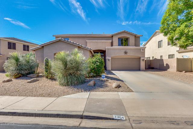 2304 S Sorrelle, Mesa, AZ 85209 (MLS #5676465) :: Group 46:10