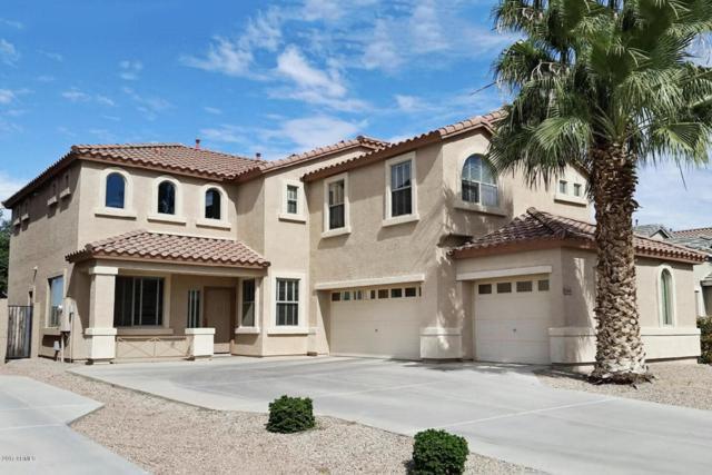 1260 E Debbie Drive, San Tan Valley, AZ 85140 (MLS #5676469) :: Group 46:10