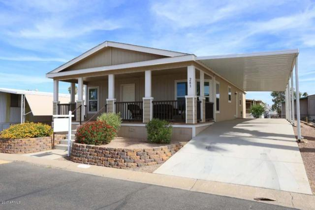 2609 W Southern Avenue #283, Tempe, AZ 85282 (MLS #5676536) :: Group 46:10