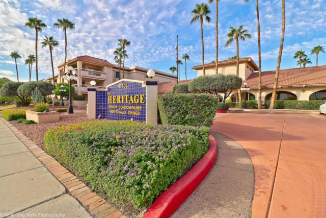 17404 N 99TH Avenue #212, Sun City, AZ 85373 (MLS #5676539) :: Rodney Barnes Real Estate