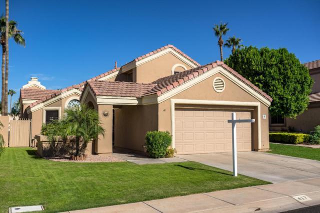 417 S Lake Mirage Drive, Gilbert, AZ 85233 (MLS #5676547) :: Group 46:10