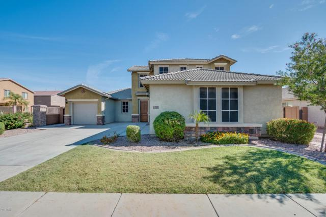 7219 S 71ST Lane, Laveen, AZ 85339 (MLS #5676552) :: Group 46:10