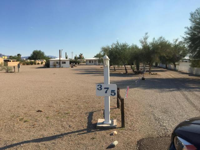 375 E Main Street, Quartzsite, AZ 85346 (MLS #5676613) :: The Garcia Group @ My Home Group