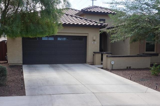 821 E Tekoa Avenue, Gilbert, AZ 85298 (MLS #5676617) :: Group 46:10