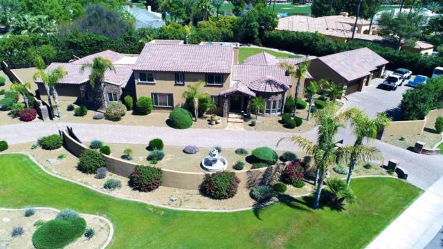 8625 N Morning Glory Road, Paradise Valley, AZ 85253 (MLS #5676667) :: Arizona Best Real Estate