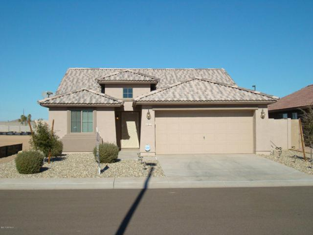25844 W Valley View Drive, Buckeye, AZ 85326 (MLS #5676706) :: Rodney Barnes Real Estate