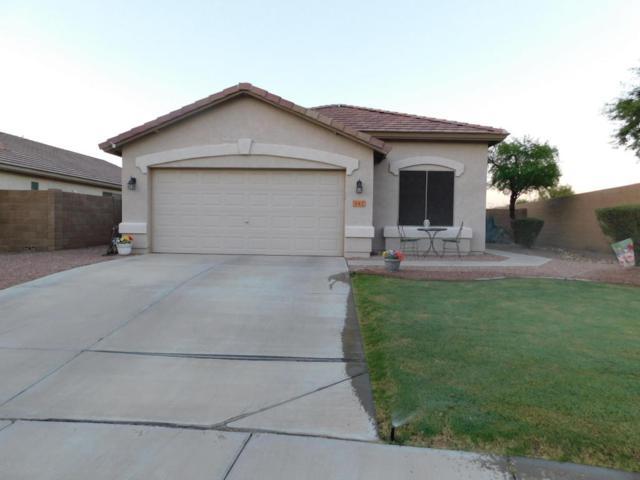 342 W Santa Gertrudis Circle, San Tan Valley, AZ 85143 (MLS #5676715) :: Kelly Cook Real Estate Group