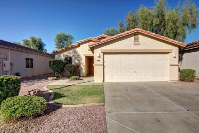 16124 N 168TH Lane, Surprise, AZ 85388 (MLS #5676862) :: Brett Tanner Home Selling Team