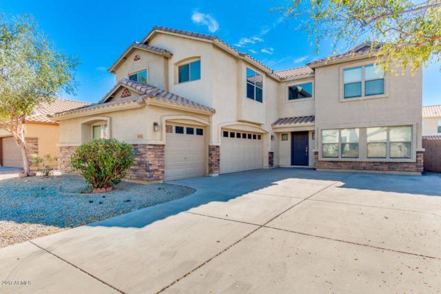 4511 W Pleasant Lane, Laveen, AZ 85339 (MLS #5677080) :: Kelly Cook Real Estate Group