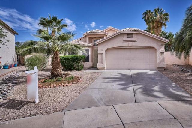 1003 N Sparrow Drive, Gilbert, AZ 85234 (MLS #5677205) :: Jablonski Real Estate Group