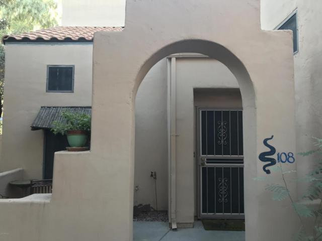 5665 W Galveston Street #108, Chandler, AZ 85226 (MLS #5677257) :: Jablonski Real Estate Group