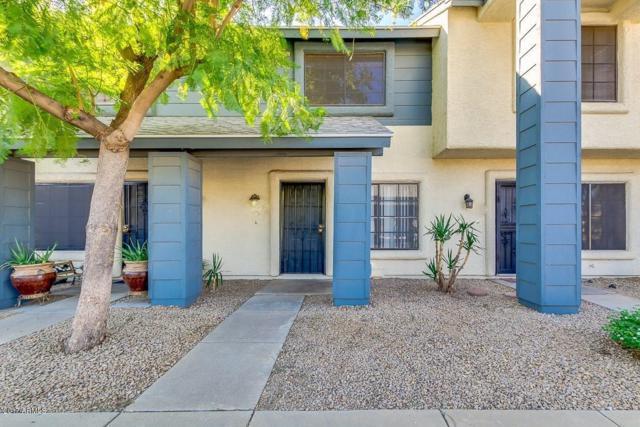 7801 N 44TH Drive #1117, Glendale, AZ 85301 (MLS #5677284) :: Brett Tanner Home Selling Team