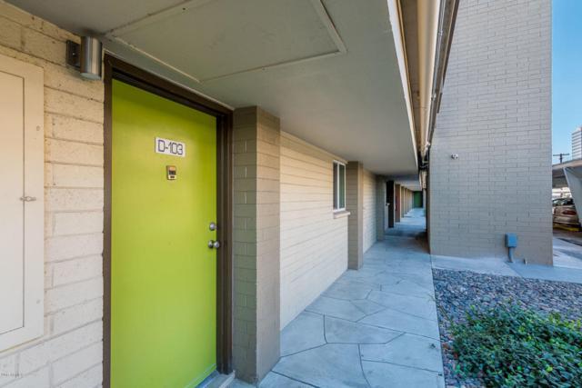 351 E Thomas Road D103, Phoenix, AZ 85012 (MLS #5677291) :: Jablonski Real Estate Group