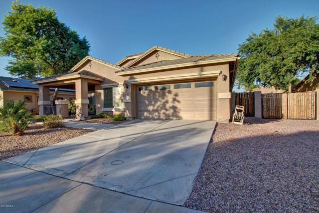 4096 E Claxton Avenue, Gilbert, AZ 85297 (MLS #5677303) :: Jablonski Real Estate Group