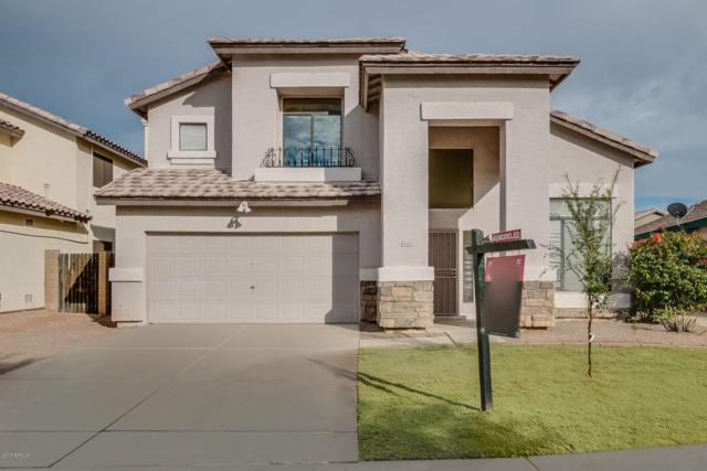 19205 N 39th Place, Phoenix, AZ 85050 (MLS #5677310) :: Occasio Realty