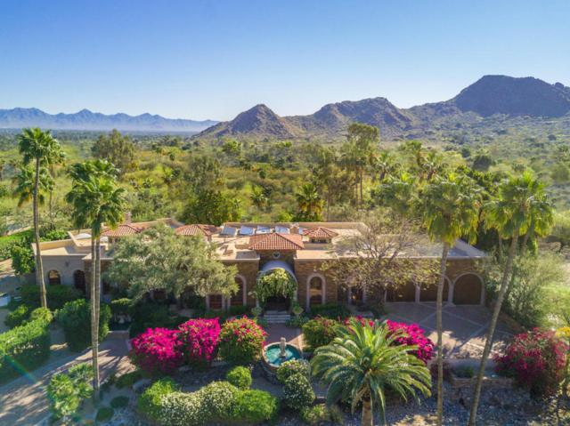 7837 N 47TH Street, Paradise Valley, AZ 85253 (MLS #5677317) :: Kelly Cook Real Estate Group