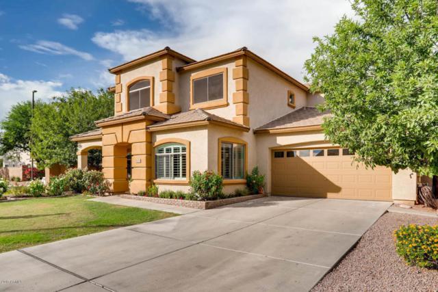 1372 E Canyon Creek Drive, Gilbert, AZ 85295 (MLS #5677345) :: Jablonski Real Estate Group