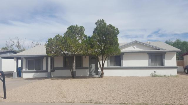 2837 N 72ND DR. Drive, Phoenix, AZ 85035 (MLS #5677355) :: Brett Tanner Home Selling Team