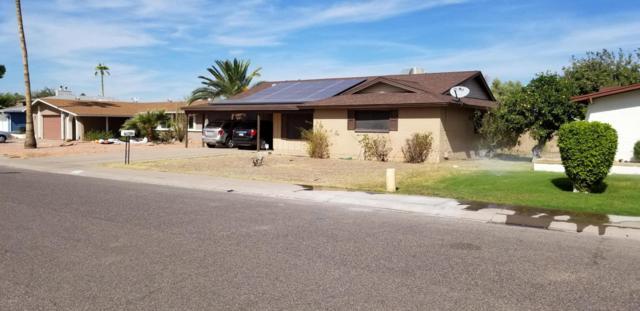 4736 W Paradise Drive, Glendale, AZ 85304 (MLS #5677370) :: Brett Tanner Home Selling Team