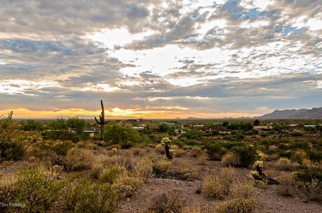 0 N Sunset Road, Apache Junction, AZ 85119 (MLS #5677382) :: Brett Tanner Home Selling Team
