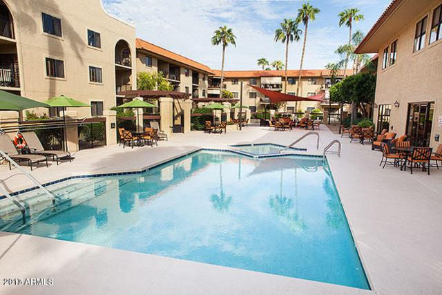 10330 W Thunderbird Boulevard A104, Sun City, AZ 85351 (MLS #5677549) :: Occasio Realty