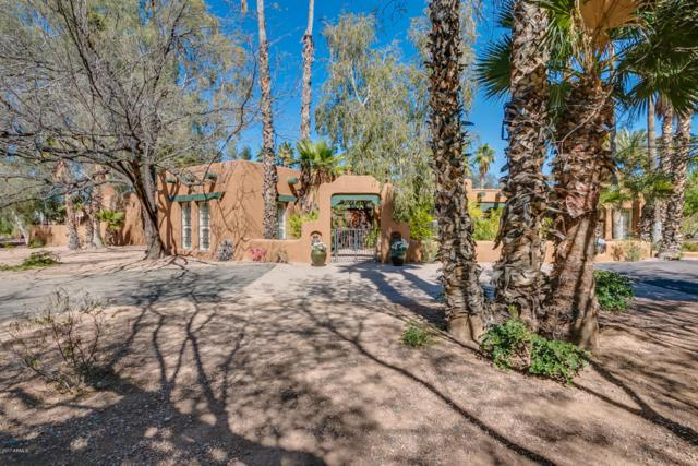 5302 E Vista Rica Street, Paradise Valley, AZ 85253 (MLS #5677576) :: Kelly Cook Real Estate Group