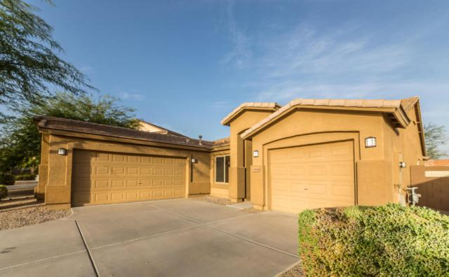 3841 N 297TH Avenue, Buckeye, AZ 85396 (MLS #5677922) :: The Laughton Team