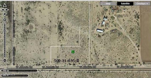 0 W Joaquin Road, Casa Grande, AZ 85193 (MLS #5679882) :: The Daniel Montez Real Estate Group