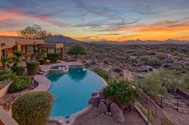 8332 E Spanish Boot Road, Carefree, AZ 85377 (MLS #5680099) :: My Home Group
