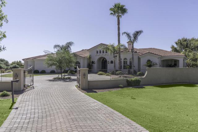 7135 E Berneil Drive, Paradise Valley, AZ 85253 (MLS #5680993) :: My Home Group