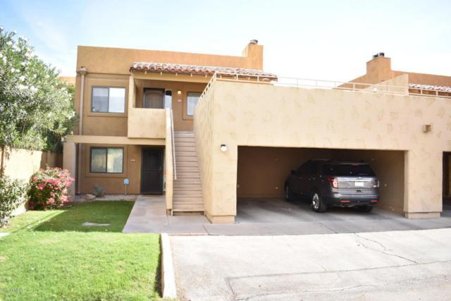 3309 N 70TH Street #114, Scottsdale, AZ 85251 (MLS #5681807) :: Private Client Team