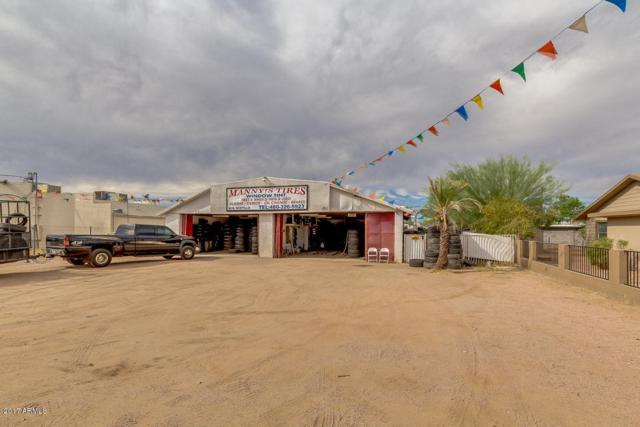 120 N Ocotillo Drive, Apache Junction, AZ 85120 (MLS #5681897) :: The Daniel Montez Real Estate Group