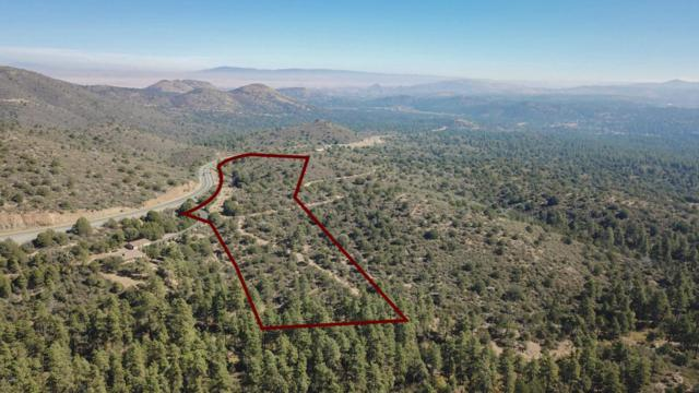 5101 W Iron Springs Road, Prescott, AZ 86305 (MLS #5682150) :: My Home Group