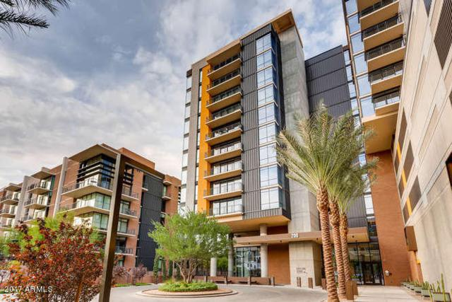 200 W Portland Street #813, Phoenix, AZ 85003 (MLS #5682270) :: Private Client Team