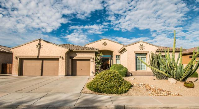 5320 S Dragoon Drive, Chandler, AZ 85249 (MLS #5682627) :: The Everest Team at My Home Group