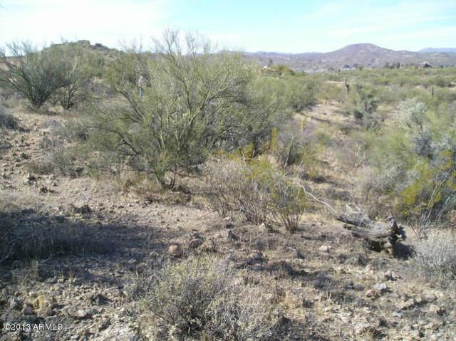 5 Acres 292nd Avenue, Wickenburg, AZ 85390 (MLS #5682800) :: Yost Realty Group at RE/MAX Casa Grande