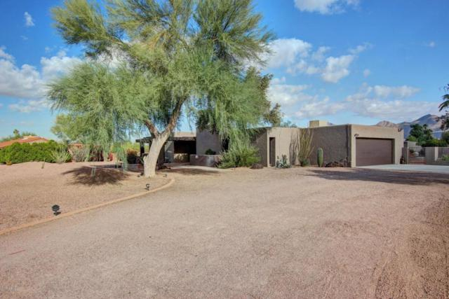 12302 E Palomino Road, Scottsdale, AZ 85259 (MLS #5683043) :: The Everest Team at My Home Group